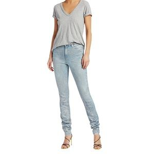 NWT Hudson Holy Straight High Rise Jeans 29